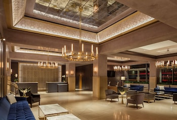 馬奎特飯店 - 希爾頓 Curio 精選系列 The Marquette Hotel, Curio Collection by Hilton