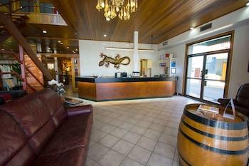 艾克拉庭園汽車旅館 Elkira Court Motel