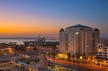 聖地牙哥灣市中心希爾頓大使套房飯店 Embassy Suites by Hilton San Diego Bay Downtown