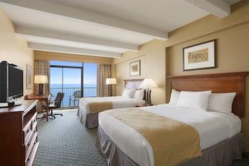 Guestroom at Country Inn & Suites by Radisson, Virginia Beach (Oceanfront), VA in Virginia Beach