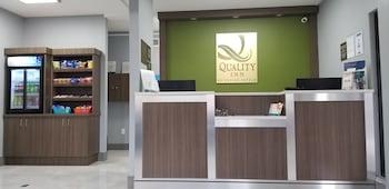 Hotel - Quality Inn Pelham I-65 exit 246