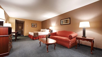 Suite, 1 King Bed with Sofa bed, Non Smoking (with Sofabed)