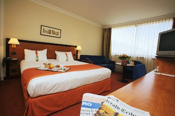 Superior Room, 1 King Bed with Sofa bed, Non Smoking