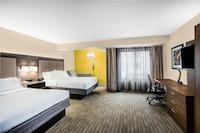 Room, 2 Queen Beds, Accessible, Non Smoking (Mobility, Roll-In Shower)