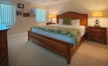 Süit, 1 Büyük (queen) Boy Yatak Ve Çekyat, Okyanus Manzaralı (standard One Bedroom Ocean View Suite)
