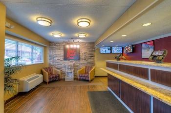 東孟斐斯紅屋頂飯店 Red Roof Inn Memphis East
