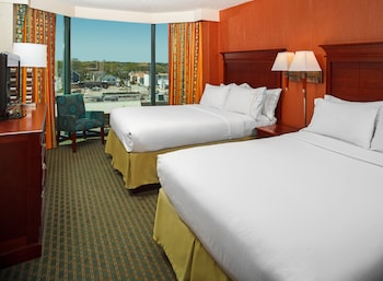 at Holiday Inn Express Hotel & Suites Va Beach Oceanfront in Virginia Beach