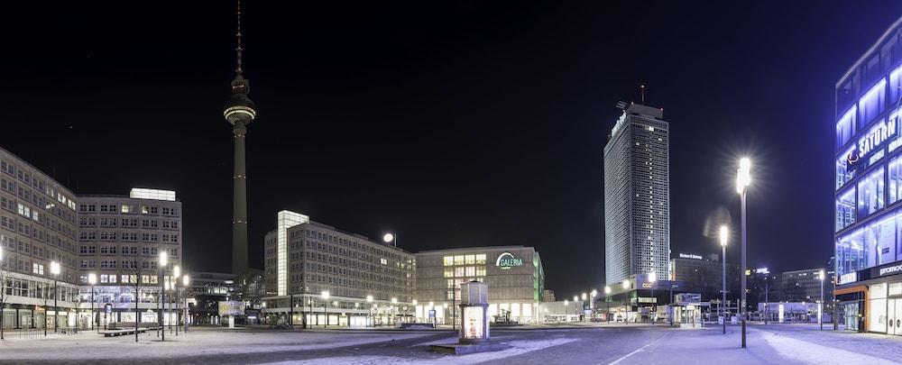 パーク イン バイ ラディソン ベルリン アレクサンダープラッツ