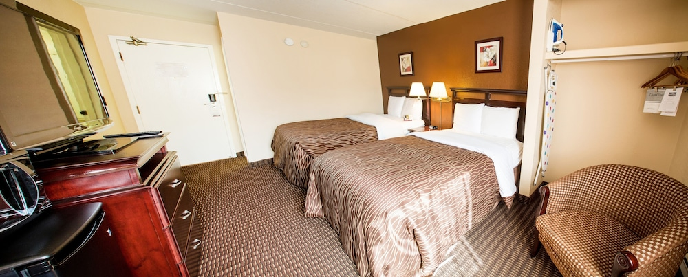 Suite, 1 Double Bed, Smoking (Efficiency)