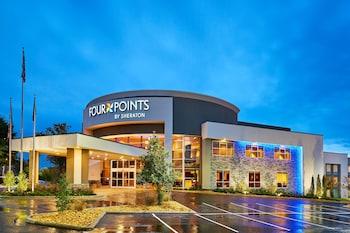 小岩城米德頓喜來登福朋飯店 Four Points by Sheraton Little Rock Midtown