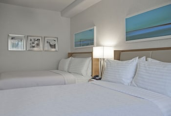 Room, 2 Double Beds, Accessible, Bathtub (Hearing, Mobility)