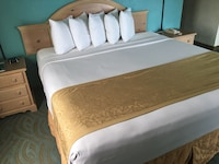 Standard Room, 1 King Bed with Sofa bed, Balcony, Side Ocean View