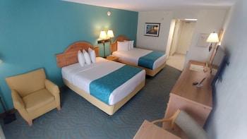Executive Room, 2 Queen Beds, Kitchenette, Oceanfront