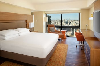 Room, 1 King Bed (Union Square View)