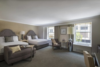Premier Room, 2 Double Beds, Non Smoking
