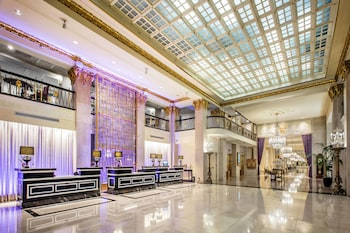 Lobby at The Mayflower Hotel, Autograph Collection in Washington