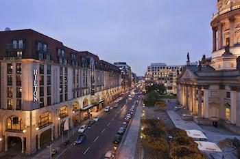 柏林希爾頓飯店 Hilton Berlin