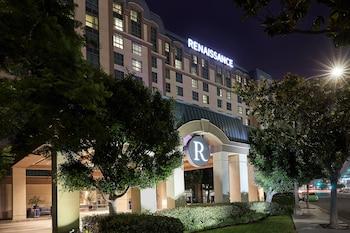 Exterior at Renaissance Los Angeles Airport Hotel in Los Angeles