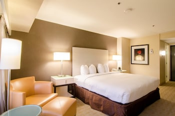 Room, 1 King Bed, Bay View (Runway View)