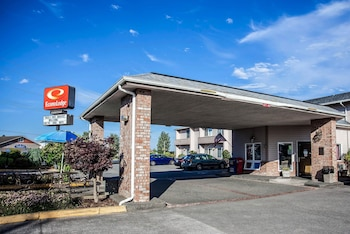 Hotel - Econo Lodge Sequim