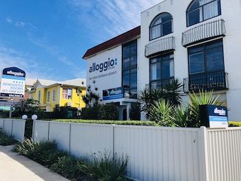 漢彌爾頓布里斯本機場都鐸汽車旅館 Alloggio Hamilton Brisbane Airport
