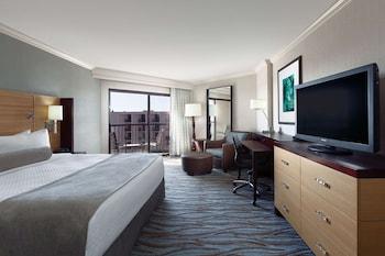 Superior Room, 1 King Bed, Marina View (Marina View)