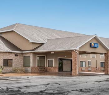 大章克 I-70 凱富飯店 Comfort Inn Grand Junction I-70