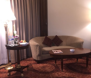 Executive Double Room, Business Lounge Access