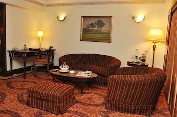 Deluxe Suite, 1 Bedroom, Jetted Tub, Corner