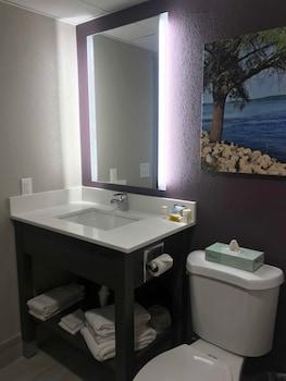 La Quinta Inn Davenport & Conference Center - Bathroom  - #0