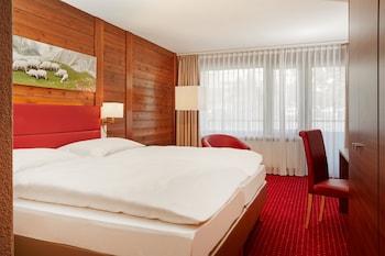 Deluxe Apart Daire, 1 Yatak Odası, Sigara İçilmez, Dağ Manzaralı
