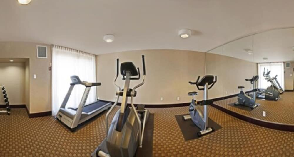 Hotel with Gym
