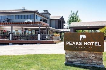 派克城山峰飯店 Park City Peaks Hotel
