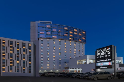 . Four Points by Sheraton Niagara Falls Fallsview