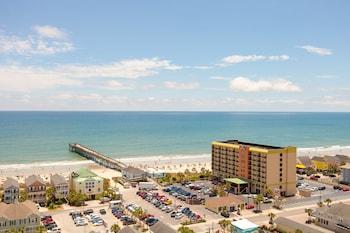 衝浪海灘海濱飯店 Surfside Beach Oceanfront Hotel