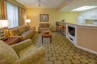 Villa, 2 Bedrooms, Non Smoking (1 king bed & 2 queen beds)