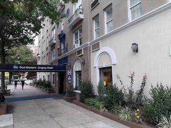 貝斯特韋斯特葛列格里飯店 Best Western Gregory Hotel