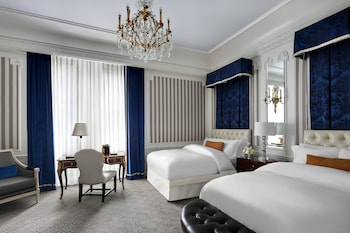 Grand Room, 2 Double Beds (Grand Luxe)