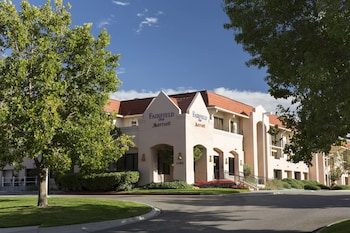 Hotel - Fairfield Inn By Marriott Albuquerque University Area