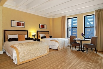 Double Room, 2 Double Beds (ADA)