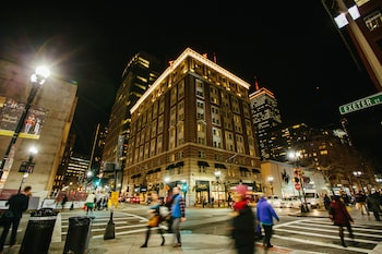 Book The Lenox Hotel Boston in Boston.