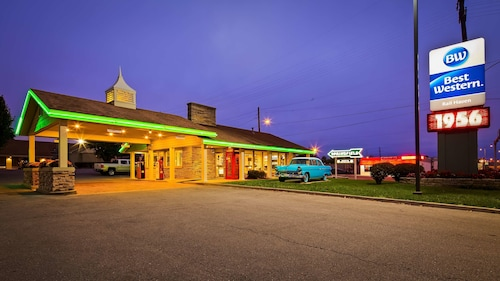 . Best Western Route 66 Rail Haven
