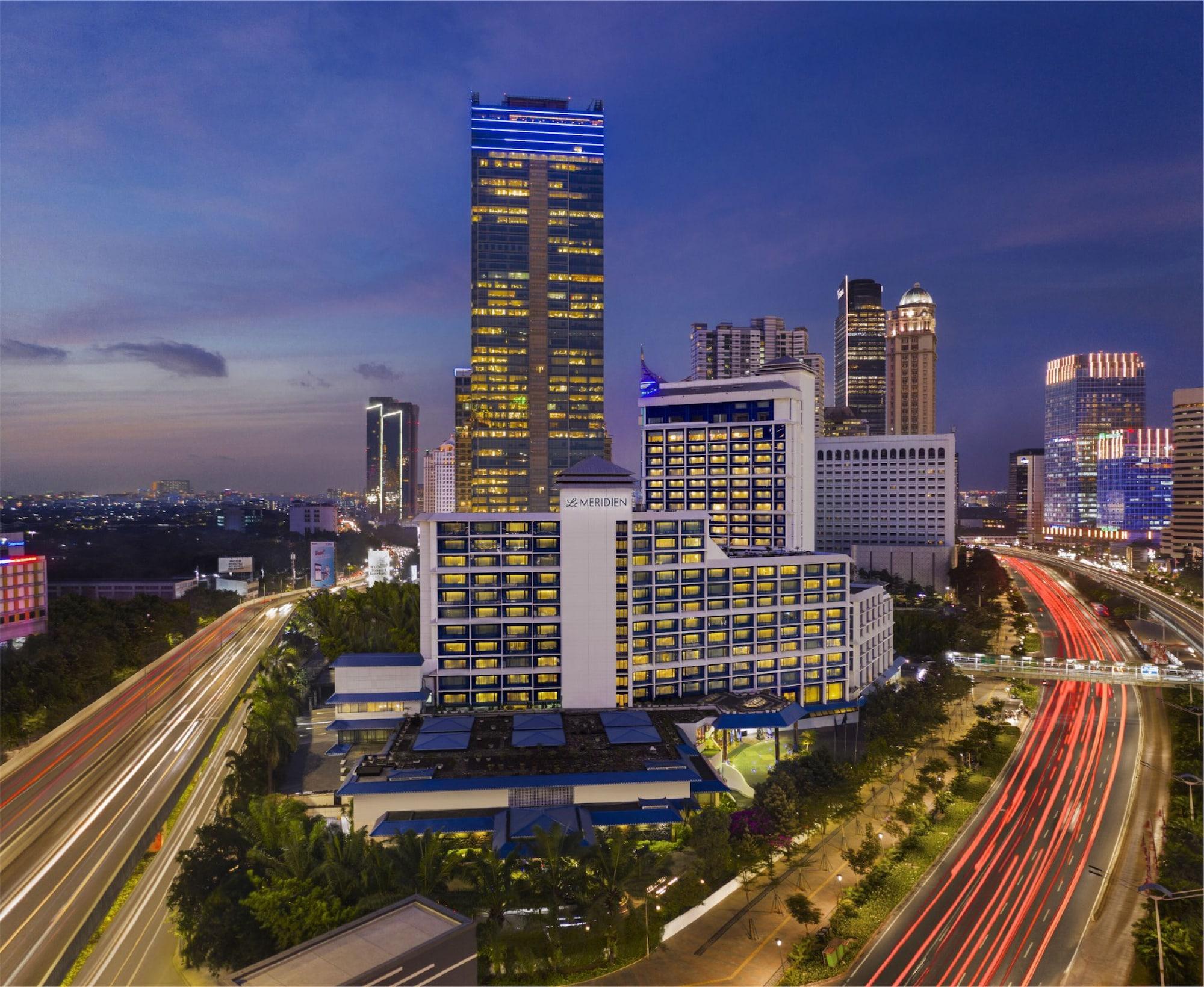 Le Meridien Jakarta, Jakarta Pusat