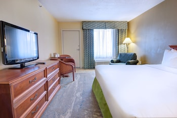 1 King Bed Traditional Room