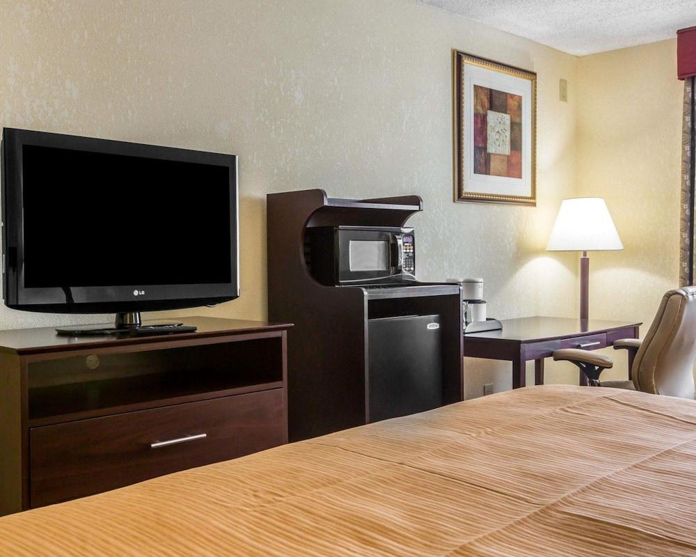 퀄리티 인 & 스위트(Quality Inn & Suites) Hotel Image 15 - Guestroom