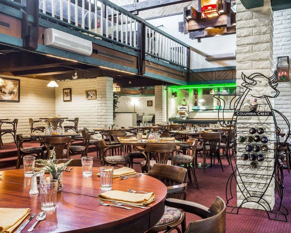 퀄리티 인 & 스위트(Quality Inn & Suites) Hotel Image 53 - Restaurant