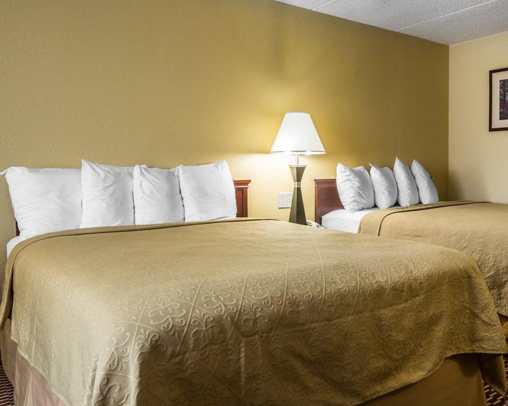 퀄리티 인 & 스위트(Quality Inn & Suites) Hotel Image 23 - Guestroom
