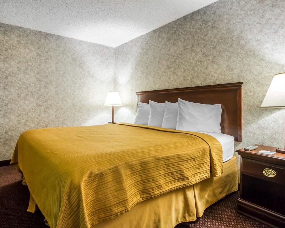 퀄리티 인 & 스위트(Quality Inn & Suites) Hotel Image 26 - Guestroom