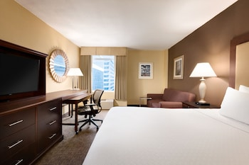 Guestroom at Crowne Plaza Crystal City-Washington, D.C. in Arlington
