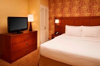 Suite, 1 King Bed (One Bedroom)